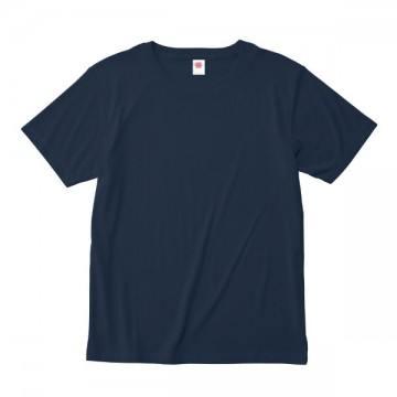 ハイブリットTシャツ8.ネイビー