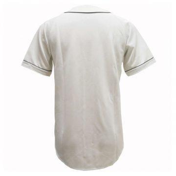 2.野球Tシャツ(ホワイト×ブラックライン)