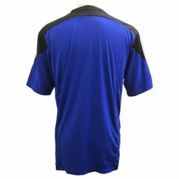 1.ブルー×ブラック