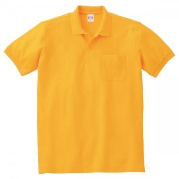 T/Cポロシャツ(ポケット有り)165.デイジー