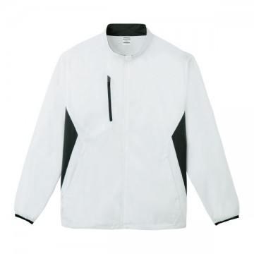 ライトストレッチジャケット001.ホワイト