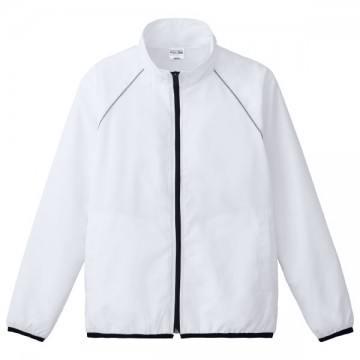 リフレクスポーツジャケット001.ホワイト