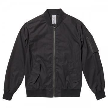 N/CライトMA-1ジャケット002.ブラック