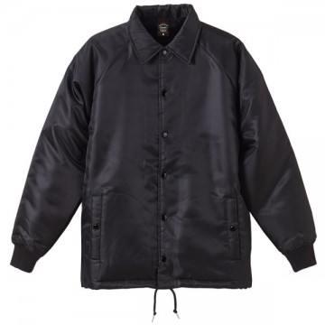 コーチジャケット002.ブラック