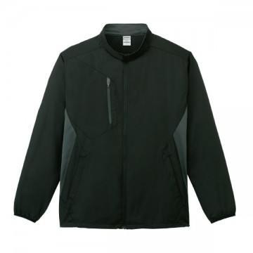 ライトストレッチジャケット005.ブラック