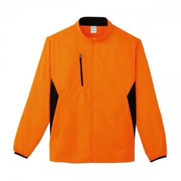 ライトストレッチジャケット015.オレンジ