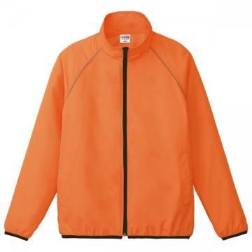 リフレクスポーツジャケット015.オレンジ
