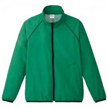 リフレクスポーツジャケット025.グリーン