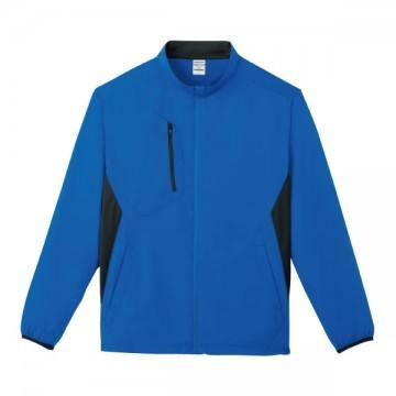 ライトストレッチジャケット030.ブルー