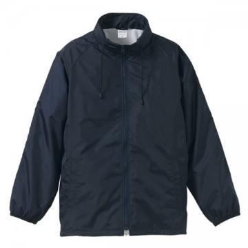 フードインナイロンスタンドジャケット086.ネイビー