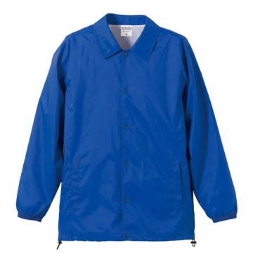 ナイロンコーチジャケット089.ブルー