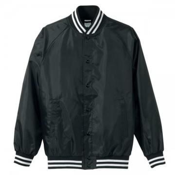 ナイロンスタジアムジャケット2001.ブラック×ホワイト