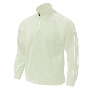 パイピングトレーニングシャツ36.シルバーホワイト