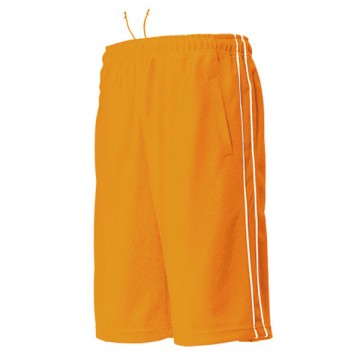 パイピングハーフパンツ55.ゴールドオレンジ