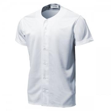 ベーシックボールシャツ00.ホワイト