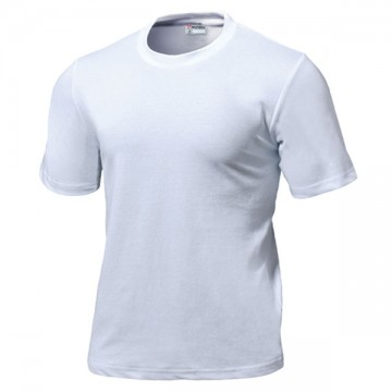 スクールTシャツ00.ホワイト