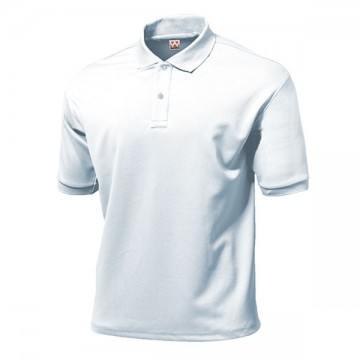 タフドライポロシャツ00.ホワイト