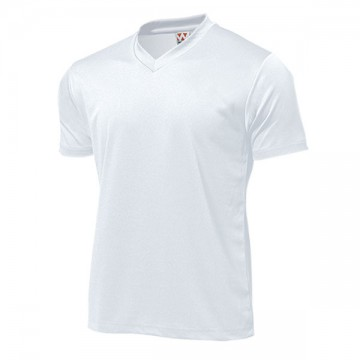 ドライライトVネックTシャツ00.ホワイト
