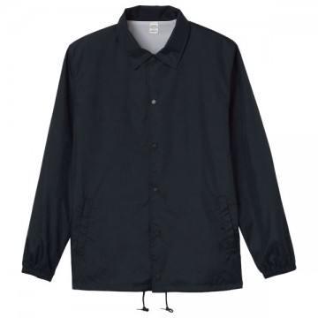 コーチジャケット005.ブラック