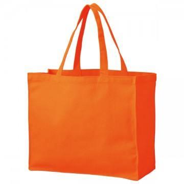 スクエアートートMサイズカラー015.オレンジ