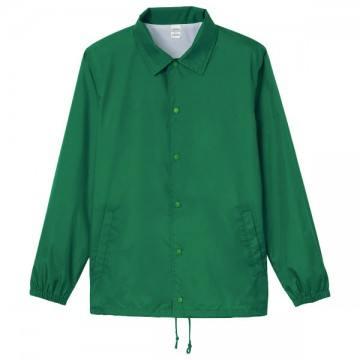 コーチジャケット025.グリーン