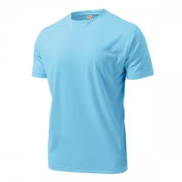 ドライライトTシャツ04.サックス