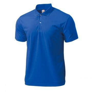 ドライライトポロシャツ05.ロイヤルブルー