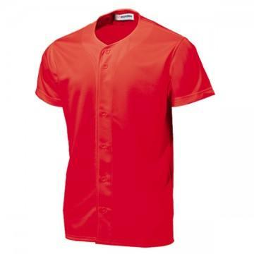 ベーシックボールシャツ11.レッド