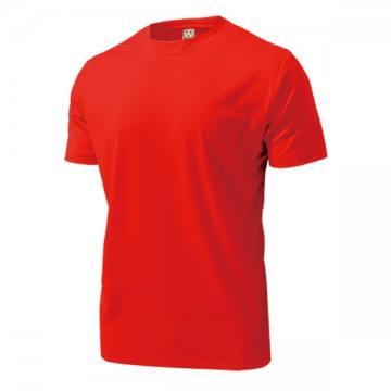 ドライライトTシャツ11.レッド