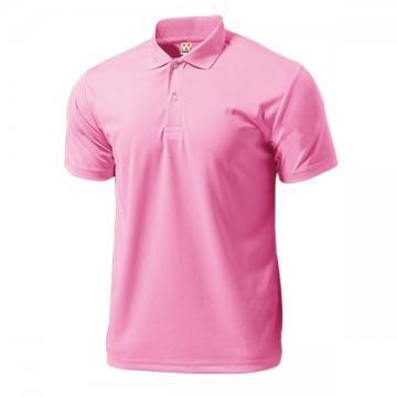 ドライライトポロシャツ12.ピンク