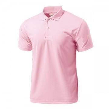 ドライライトポロシャツ13.ライトピンク