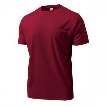 ドライライトTシャツ14.バーガンディ
