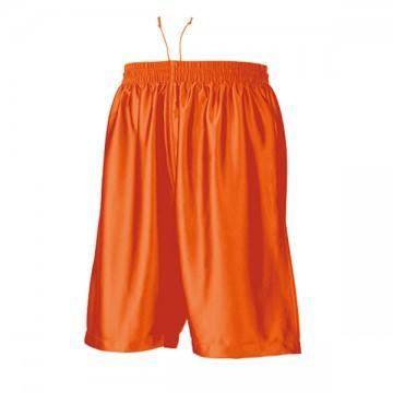 バスケットパンツ15.オレンジ