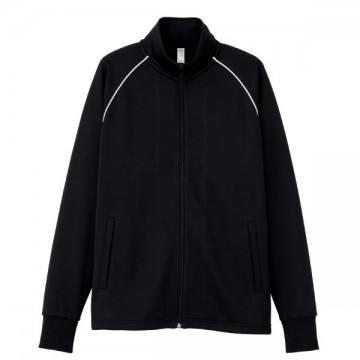 トレーニングジャケット16.ブラック(ホワイト)
