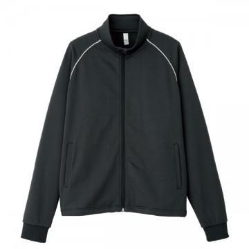 トレーニングジャケット2.グレー(ホワイト)