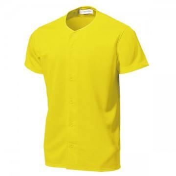 ベーシックボールシャツ21.イエロー