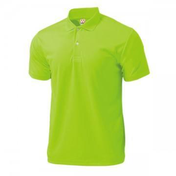 ドライライトポロシャツ25.ライトグリーン