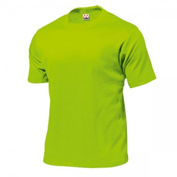 タフドライTシャツ25.ライムグリーン