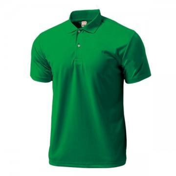ドライライトポロシャツ26.グリーン