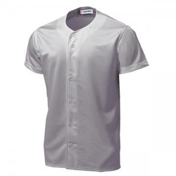 ベーシックボールシャツ31.ライトグレー