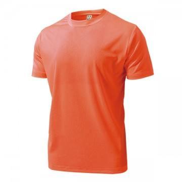 ドライライトTシャツ72.蛍光オレンジ
