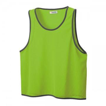 ベーシックビブス76.蛍光グリーン