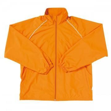 アスレチックブルゾン13.オレンジ(ホワイト)
