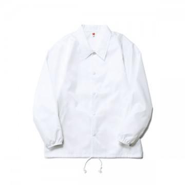 コーチジャケット(裏地なし)15.ホワイト