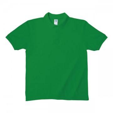Easy Care ブレンドダブルピケポロシャツ6.3オンス167C,アイリッシュグリーン