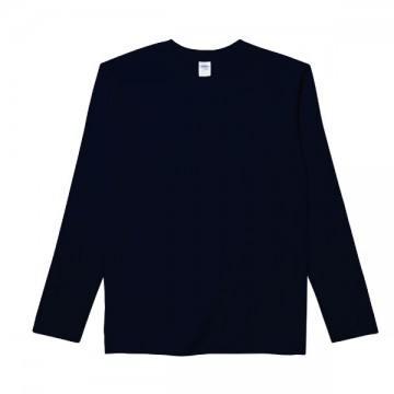 RSコットンロングTシャツ32C.ネイビー