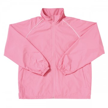 アスレチックブルゾン9.ピンク(ホワイト)