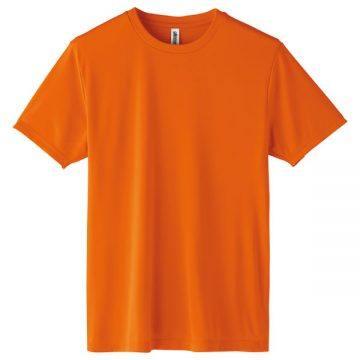 インターロックドライTシャツ015.オレンジ