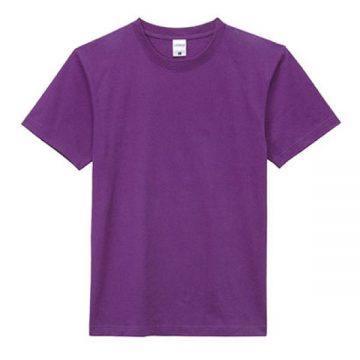 ヘビーウエイトTシャツ14.パープル