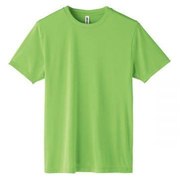インターロックドライTシャツ155.ライム